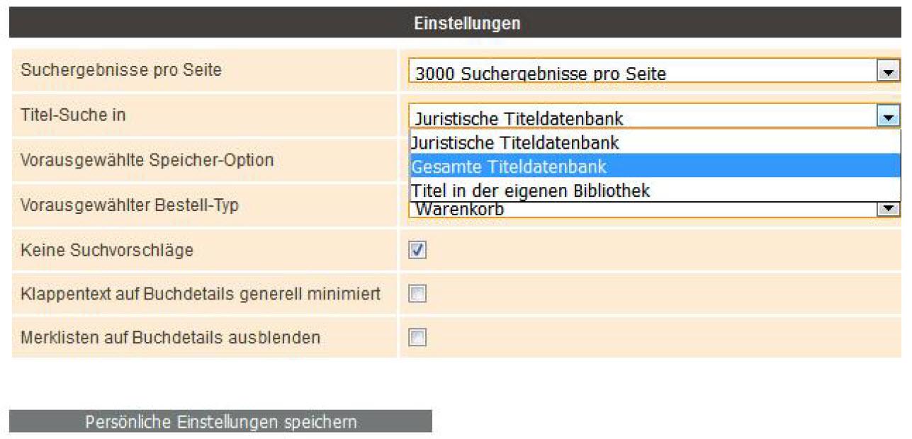 Standarddatenbank2